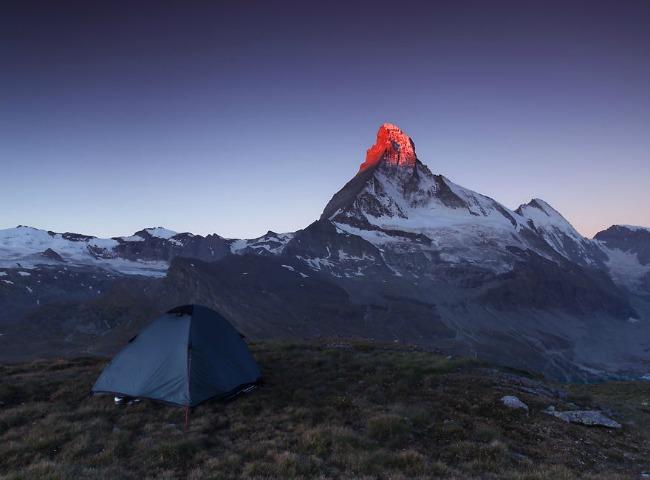 jutarnje sunce alpi Planinarenje kao potraga ka lepotama sveta   Karol Nienartovic