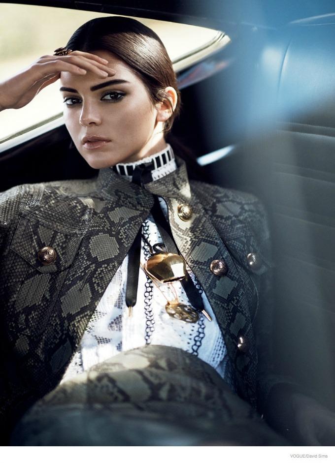 kendal dzener u novom editorijalu magazina vogue 4 Kendal Džener u novom editorijalu magazina Vogue