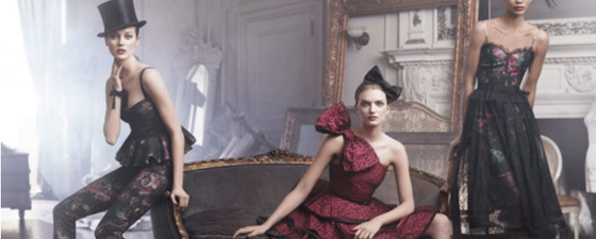 Kolekcija za princeze brenda Marchesa