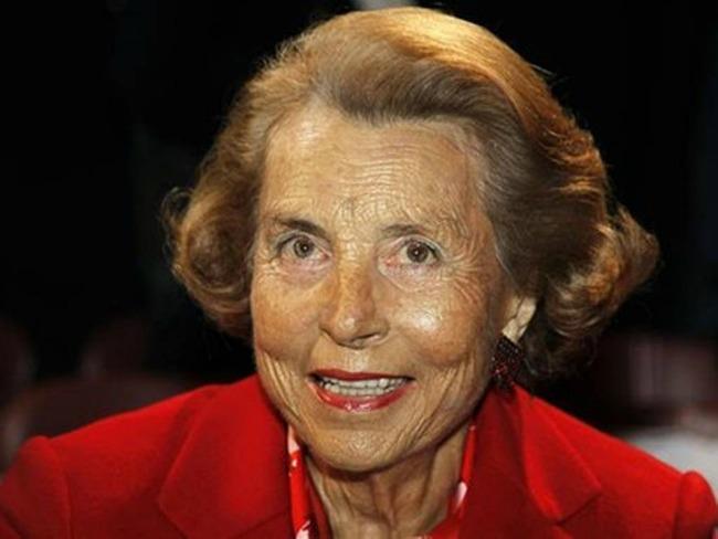 lilijan betenkurt Najbogatije žene u 2014. godini