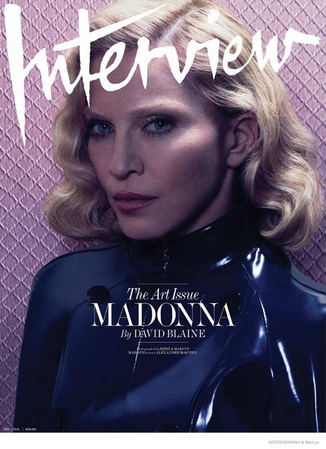 madona u toplesu za magazin interview 3 Madona u toplesu za magazin Interview