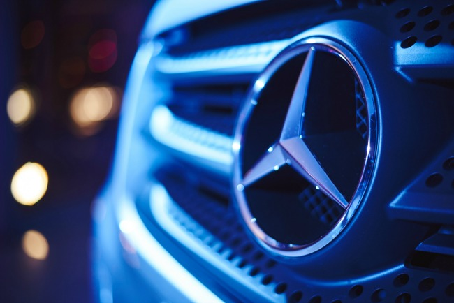 mercedes benz 1 Tradicionalna godišnja večera kompanije Star Import