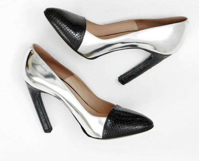 metalik 11 Savršene cipele za Novu godinu