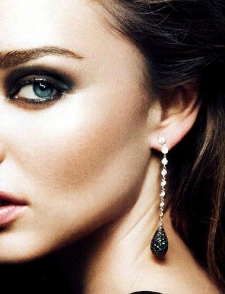 "Miranda Ker na naslovnici magazina ""InStyle Australia"""
