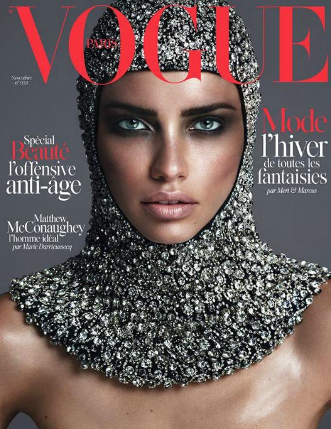 najbolje vogue naslovnice u 2014 godini adrijana lima Najbolje Vogue naslovnice u 2014. godini