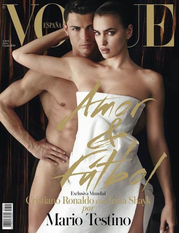 najbolje vogue naslovnice u 2014 godini irina i kristijano Najbolje Vogue naslovnice u 2014. godini
