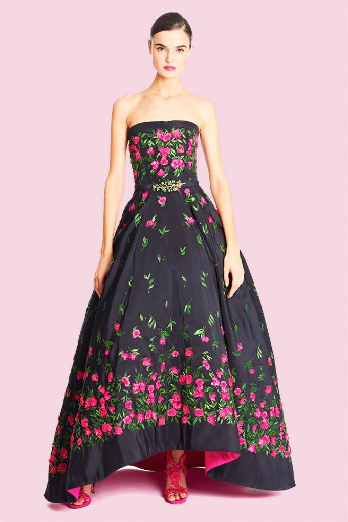 nova kolekcija modne kuce oscar de la renta 1 Nova kolekcija modne kuće Oscar de la Renta