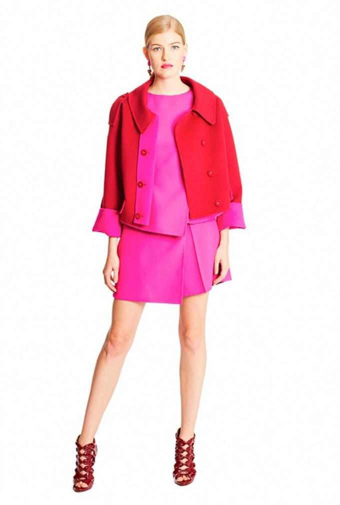 nova kolekcija modne kuce oscar de la renta 2 Nova kolekcija modne kuće Oscar de la Renta