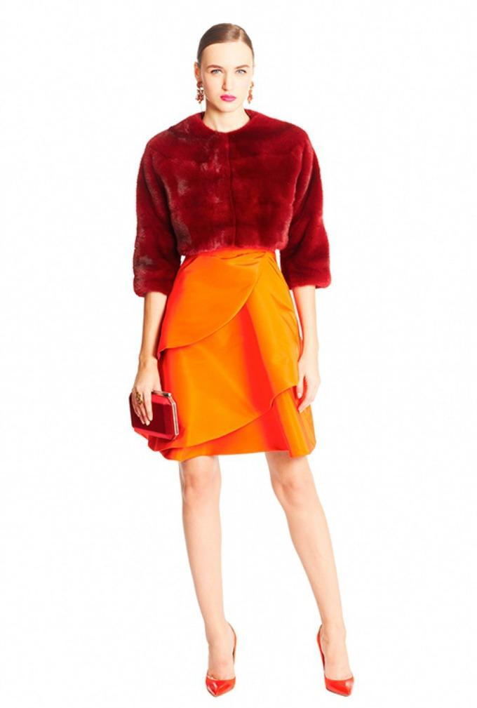 nova kolekcija modne kuce oscar de la renta 5 Nova kolekcija modne kuće Oscar de la Renta