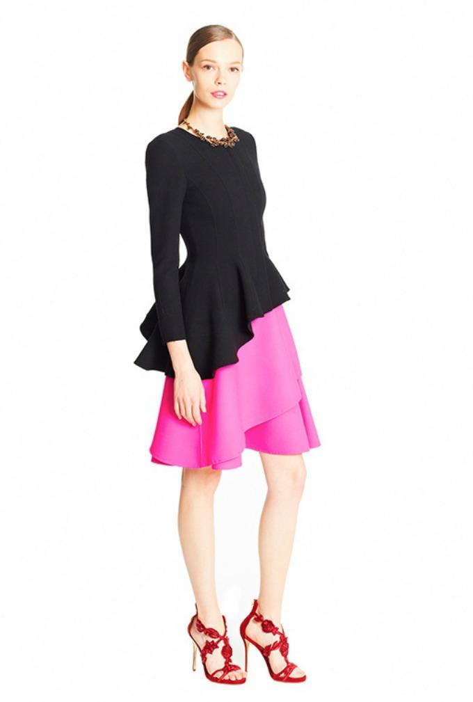 nova kolekcija modne kuce oscar de la renta 6 Nova kolekcija modne kuće Oscar de la Renta