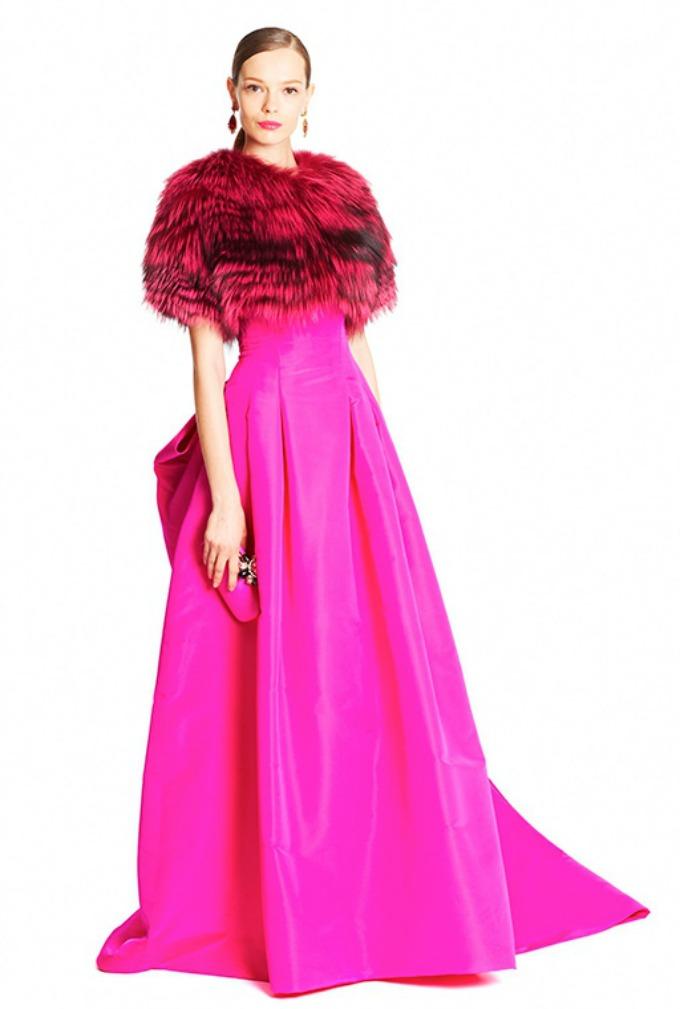 nova kolekcija modne kuce oscar de la renta 8 Nova kolekcija modne kuće Oscar de la Renta