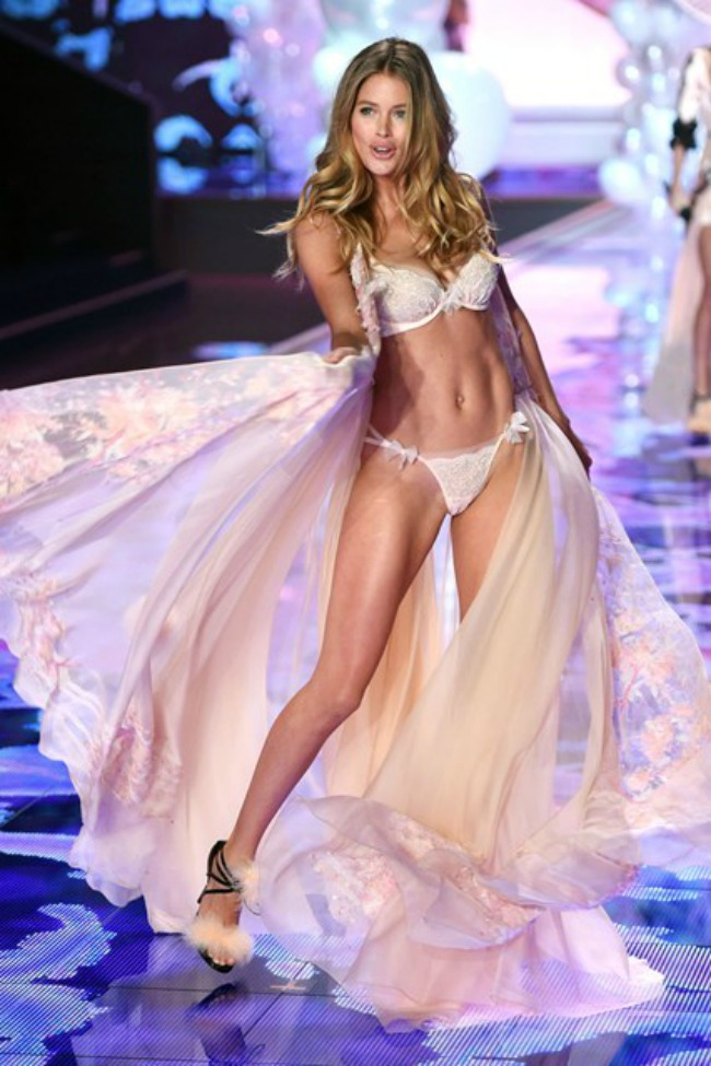 odrzana godisnja revija brenda victorias secret 7 Održana godišnja revija brenda Victorias Secret