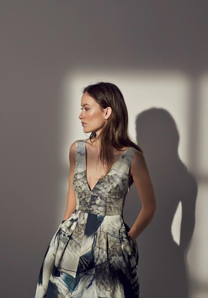 olivija vajld 1 Olivija Vajld novo lice H&M Conscious Exclusive kolekcije