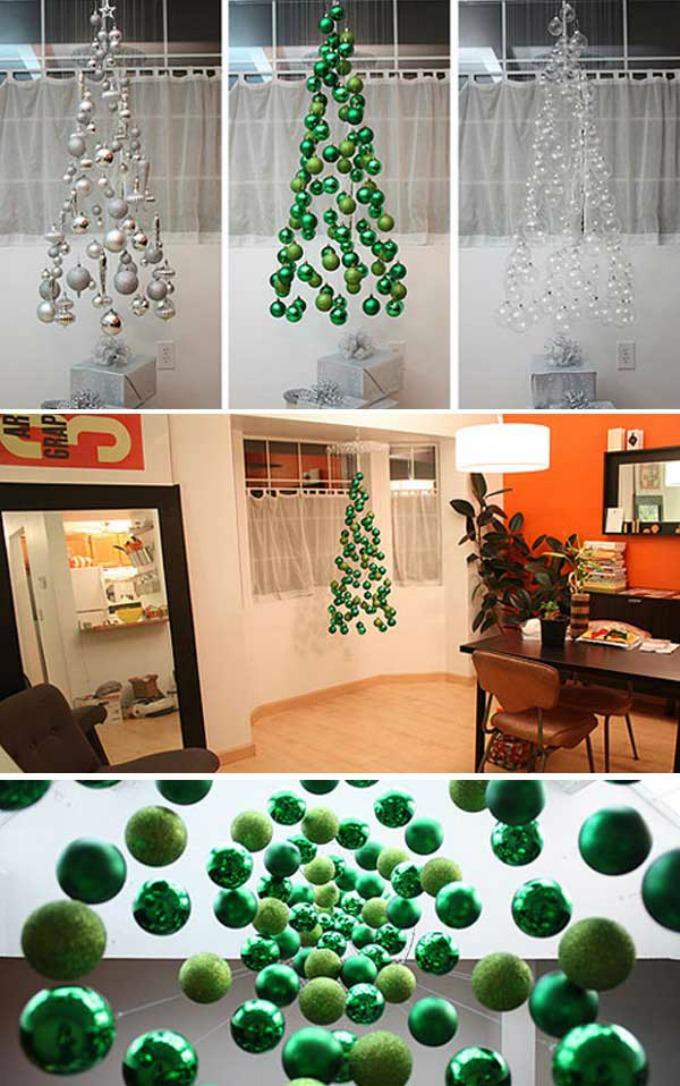 originalna jelka1 wannabemagazine Originalne novogodišnje jelke