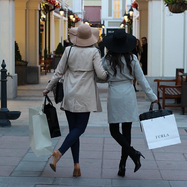 parndorf kupovina Božićna rasprodaja u Designer Outletu Parndorf
