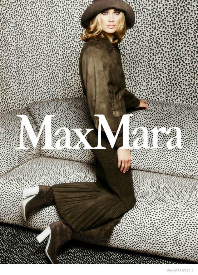 prolecna kampanja modne kuce max mara 1 Prolećna kampanja modne kuće Max Mara