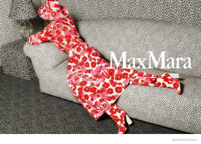 prolecna kampanja modne kuce max mara 2 Prolećna kampanja modne kuće Max Mara