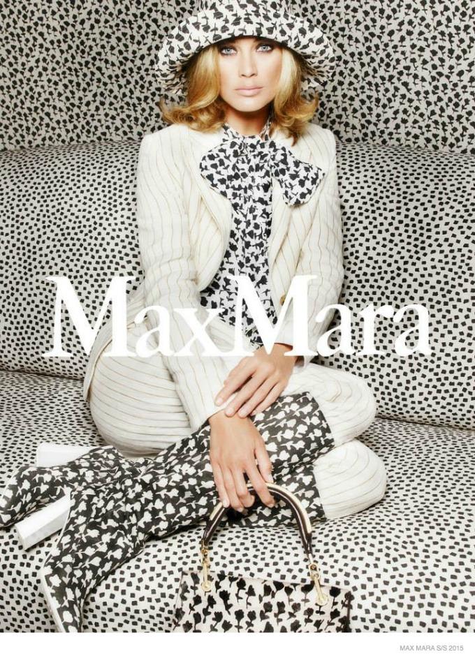 prolecna kampanja modne kuce max mara 3 Prolećna kampanja modne kuće Max Mara