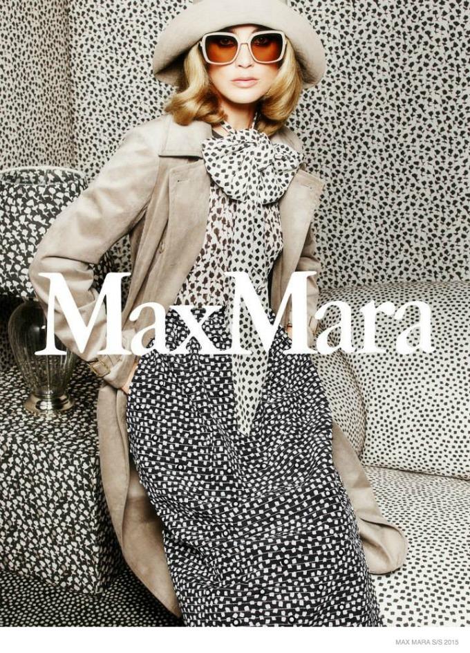 prolecna kampanja modne kuce max mara 4 Prolećna kampanja modne kuće Max Mara