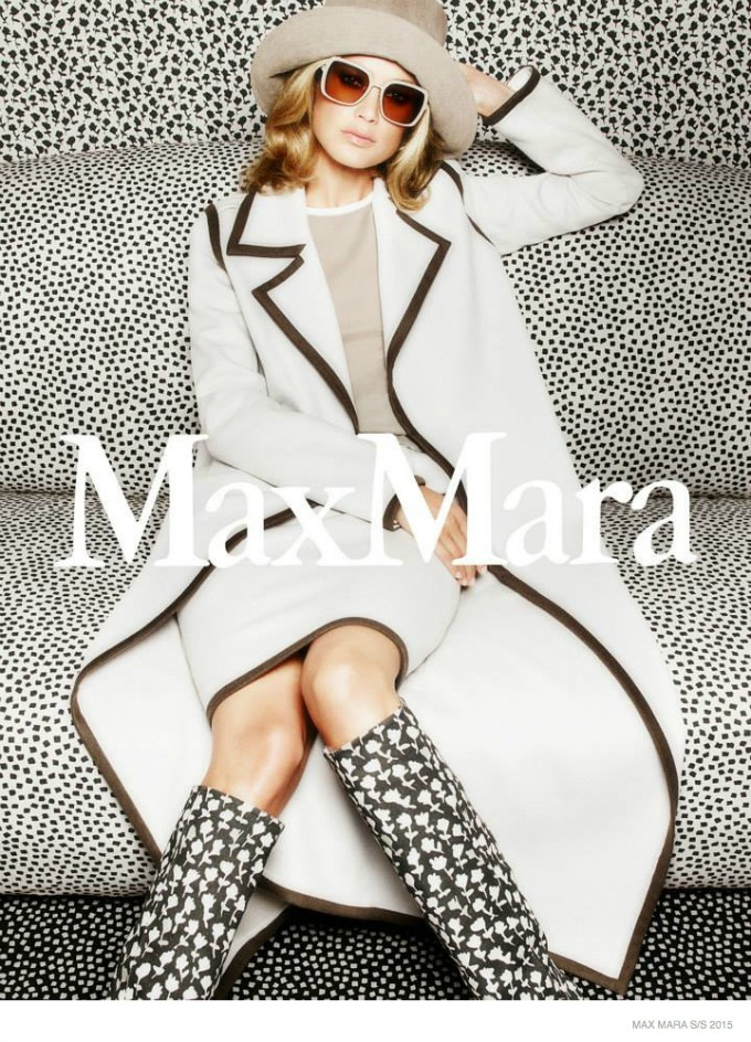 prolecna kampanja modne kuce max mara 6 Prolećna kampanja modne kuće Max Mara
