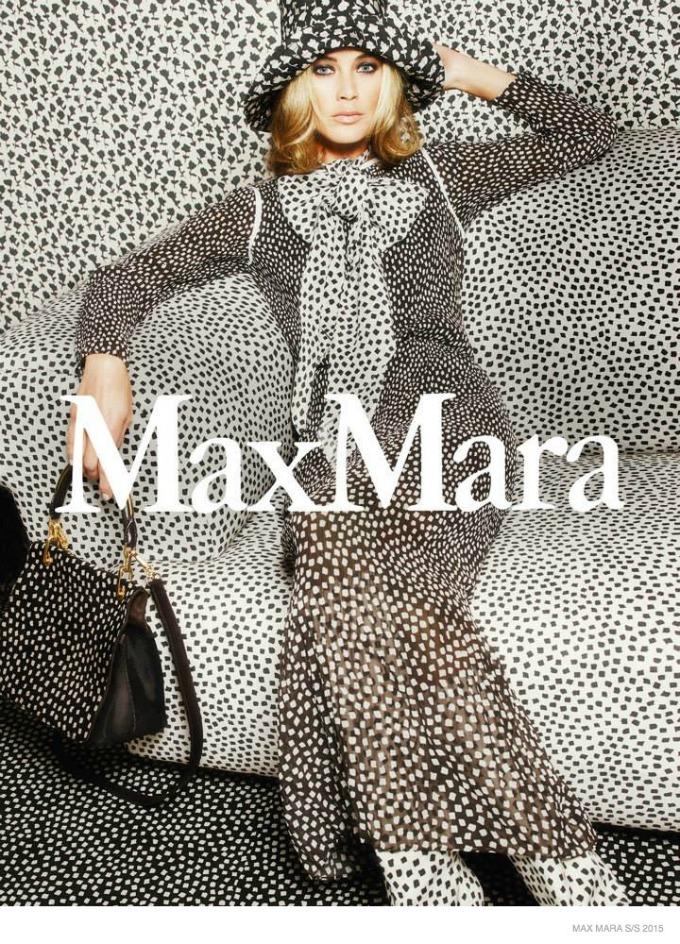 prolecna kampanja modne kuce max mara 7 Prolećna kampanja modne kuće Max Mara