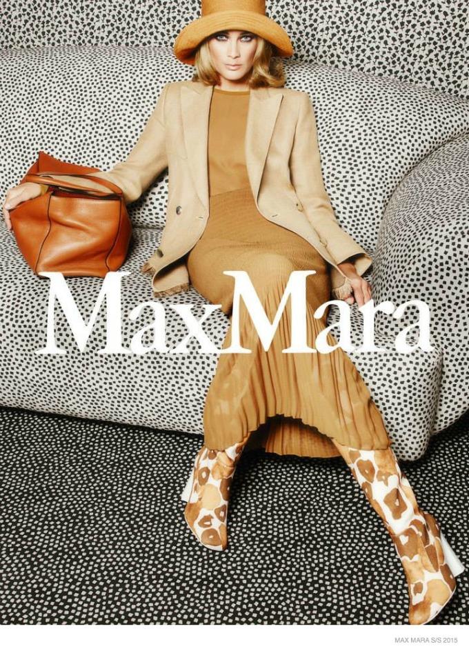 prolecna kampanja modne kuce max mara 8 Prolećna kampanja modne kuće Max Mara
