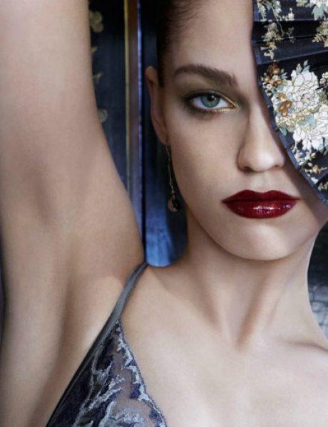 Prva modna revija brenda La Perla