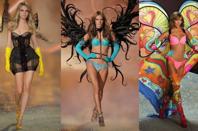 revija brenda victorias secret nekad i sad 10 Revija brenda Victorias Secret: Nekad i sad