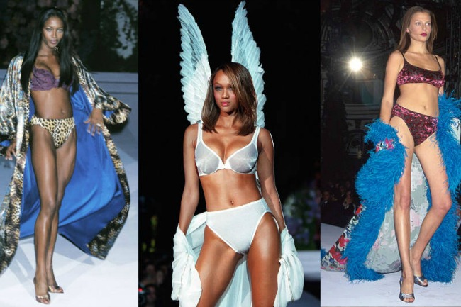 revija brenda victorias secret nekad i sad 3 Revija brenda Victorias Secret: Nekad i sad