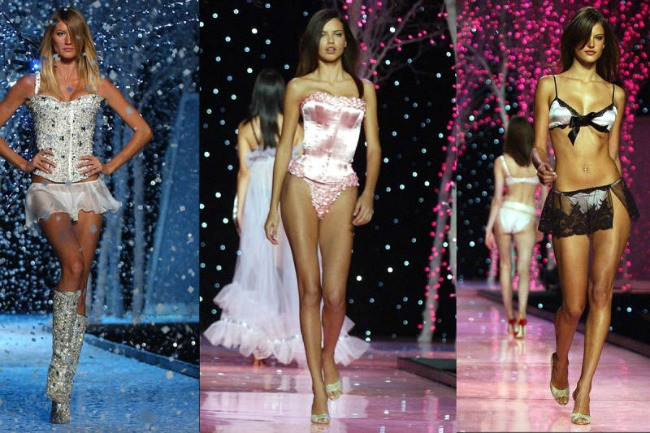 revija brenda victorias secret nekad i sad 4 Revija brenda Victorias Secret: Nekad i sad
