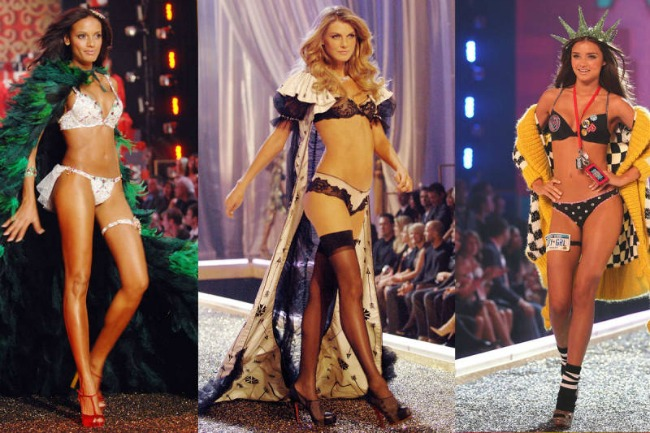 revija brenda victorias secret nekad i sad 6 Revija brenda Victorias Secret: Nekad i sad