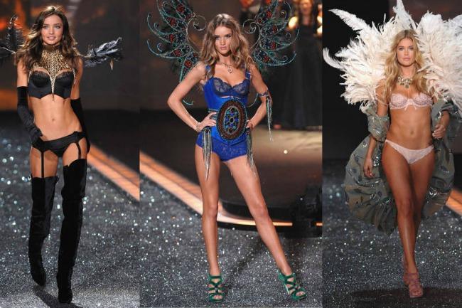 revija brenda victorias secret nekad i sad 7 Revija brenda Victorias Secret: Nekad i sad