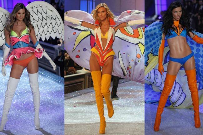 revija brenda victorias secret nekad i sad 8 Revija brenda Victorias Secret: Nekad i sad