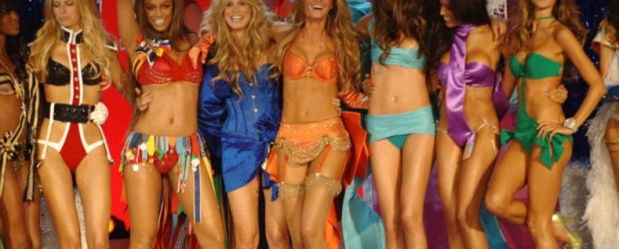 Revija brenda Victoria's Secret: Nekad i sad