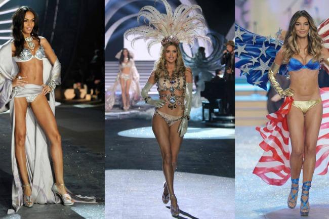 revija brenda victorias secret nekad i sad 9 Revija brenda Victorias Secret: Nekad i sad