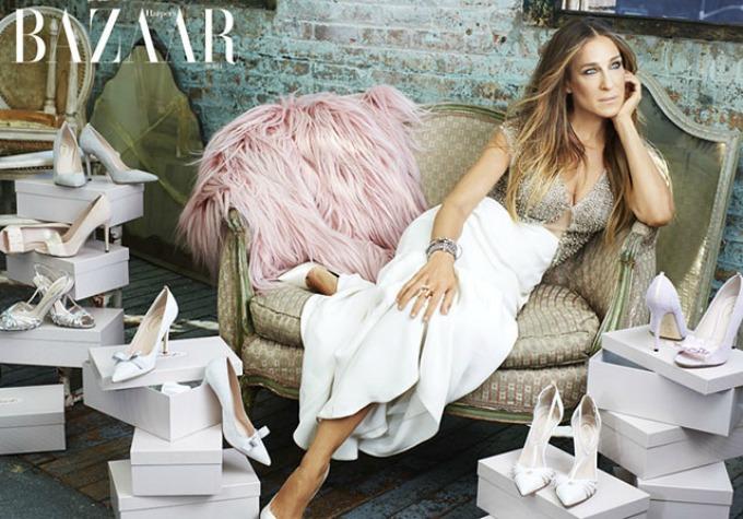 sara dzesika parker 4 Sara Džesika Parker za Harpers Bazaar Arabia