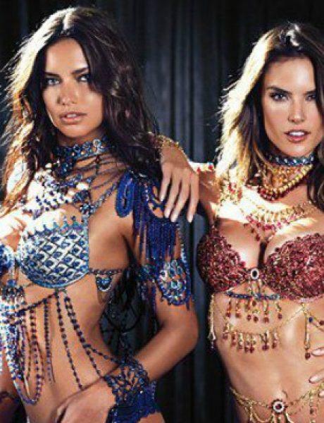 Seksi gifovi sa revije brenda Victoria's Secret