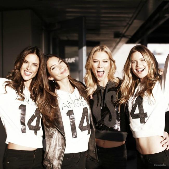 sve je spremno za veliku reviju brenda victorias secret 2 Sve je spremno za veliku reviju brenda Victorias Secret
