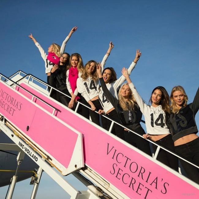 sve je spremno za veliku reviju brenda victorias secret 5 Sve je spremno za veliku reviju brenda Victorias Secret