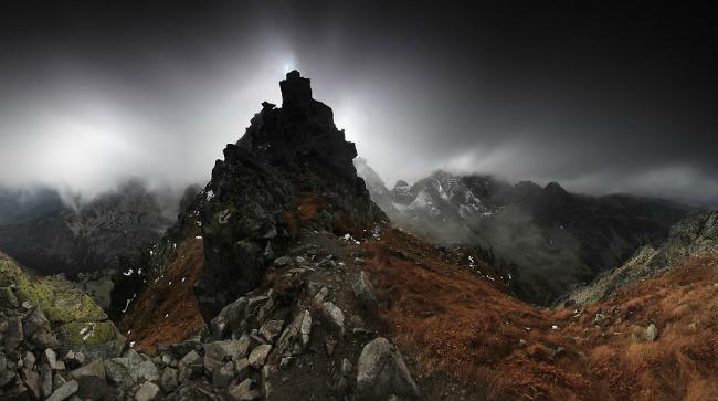 tatra planine orlovi Planinarenje kao potraga ka lepotama sveta   Karol Nienartovic