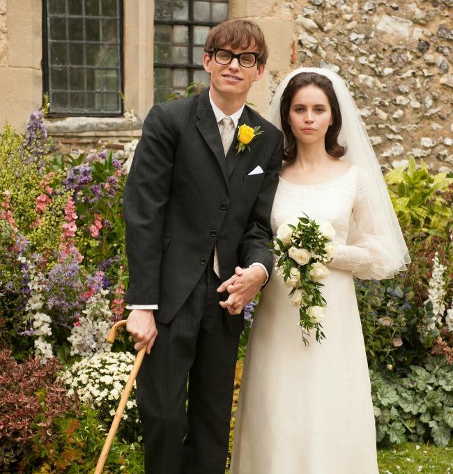 the.theory.of .everything.wedding Dodela Oskara: Koji će filmovi trijumfovati
