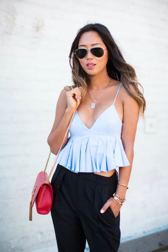 top 10 best fashion bloggers of 2014 Aimee Song Song of style Najbolje modne blogerke u 2014. godini