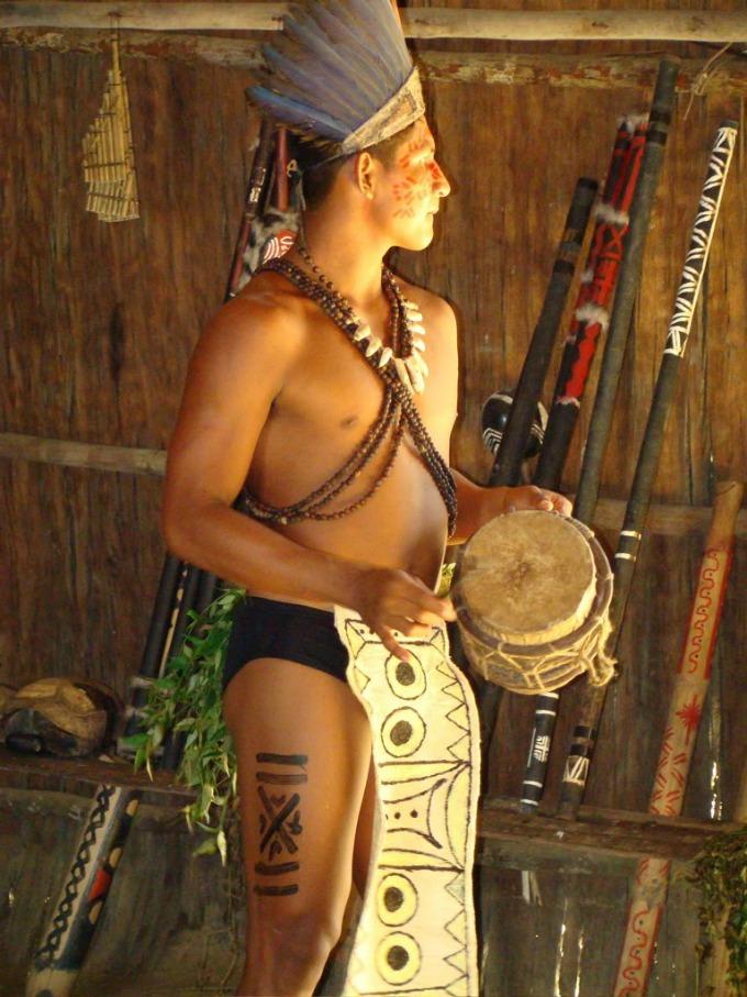 tukano muskarac Pleme u kom muškarac i žena govore drugim jezikom