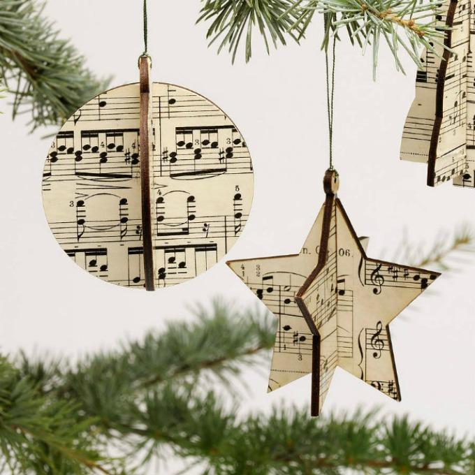 ukrasi Novogodišnja muzička lista: Melodije za praznike