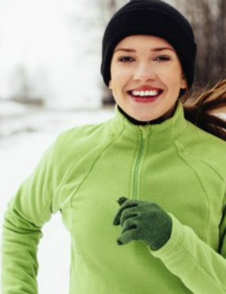 Ne odustajte od vežbanja u hladnim danima!