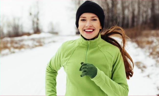 vezbanje u hladnim danima 4 Ne odustajte od vežbanja u hladnim danima!