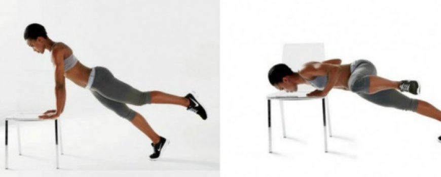 Savršen trening kod kuće