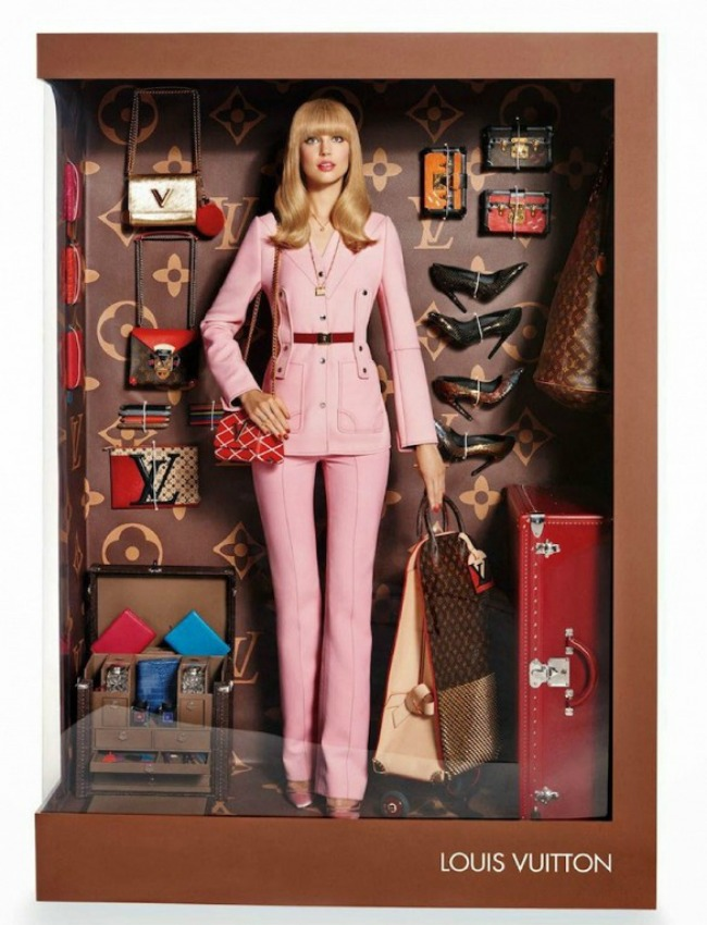 vogue paris oziveo barbike 6 Vogue Paris oživeo Barbike