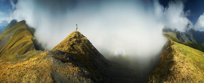 vrhovi alpa Planinarenje kao potraga ka lepotama sveta   Karol Nienartovic