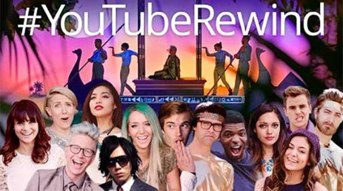 youtube rewind 3 Video klip koji opisuje 2014. godinu